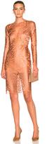 Michelle Mason Floral Leavers Dress