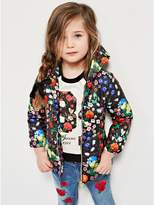 GUESS Floral Puffer Jacket (2-7)