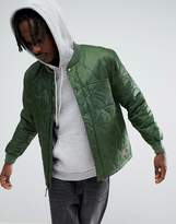 Brixton Crawford Quilted Jacket In Relaxed Fit