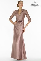 Alyce Paris Mother of the Bride - 29143 Dress In Gold