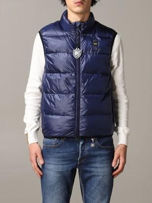 Blauer Suit Vest Men