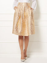 New York & Co. Eva Mendes Collection - Maddie Jacquard Skirt