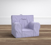 Pottery Barn Kids Lavender Gingham My First Anywhere Chair®
