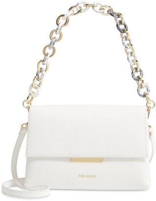 Ted Baker Arealia Leather Crossbody Bag