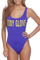 Body Glove 1989 High-Cut One-Piece Swimsuit