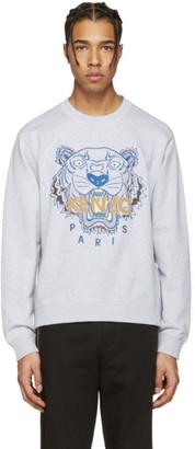 Kenzo Grey Tiger Pullover