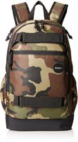 RVCA Men's Push Skate Backpack