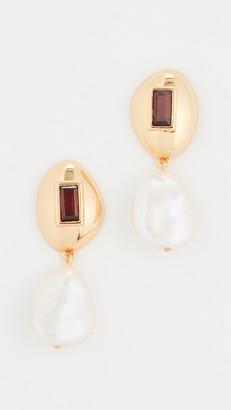 Lizzie Fortunato Royal Earrings