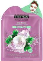 Freeman Brightening Seaweed & Pearl Sheet Mask