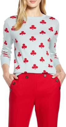Halogen x Atlantic-Pacific Clover Sweater