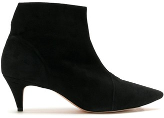 Cara suede ankle boots