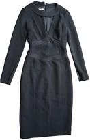 Michael Kors Black Wool Dress for Women