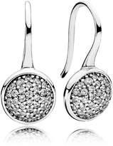 Pandora Dazzling Droplets Earrings - Sterling Silver