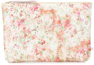 Bonpoint Floral Print Make-Up Bag