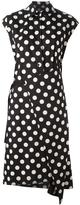Christian Wijnants 'Dont' polka dots dress - women - Cotton - 34