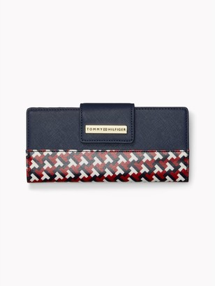 Tommy Hilfiger TH Snap Wallet