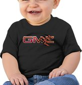 Acosoy Infants &Toddlers Baby's GMC Logo With Claw T Shirts For 6-24 Months