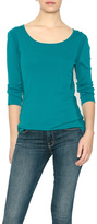 Emma G Teal Sweater