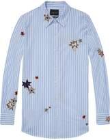 Scotch & Soda Embroidered Star Shirt