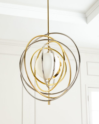 Jonathan Adler Electrum Kinetic Chandelier