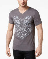 INC International Concepts I.n.c. Men's Graphic-Print V-neck T-Shirt, Created for Macy's