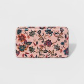 A New Day Women's Floral Clutch - A New Day Pink