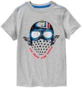 Crazy 8 Goggles Tee