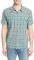 Patagonia Men's Steersman Regular Fit Plaid Shirt