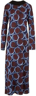 Marni Long-sleeved long dress