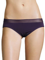 DKNY Mesh Waistband Bikini Panties