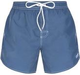 HUGO BOSS Lobster Swim Shorts Blue