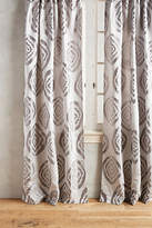 Anthropologie Jacquard Kiki Curtain