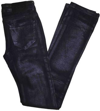 Alberta Ferretti Blue Denim - Jeans Jeans