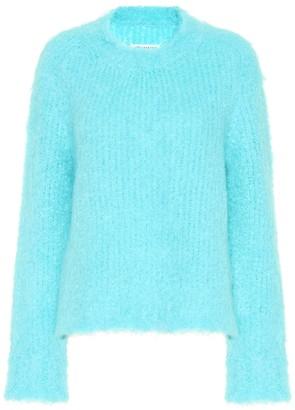 Maison Margiela Wool and mohair-blend sweater
