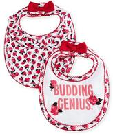 Kate Spade Budding Genius Bib Set, Multicolor