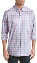 J.Mclaughlin Carnegie Regular Fit Woven Shirt.