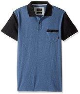 Quiksilver Men's Baysic Polo Shirt