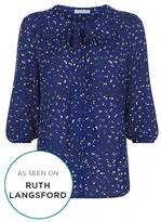 Fenn Wright Manson Moon Blouse Blue