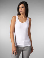 Lindy Tank in White