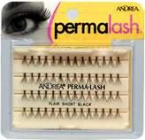 Andrea Permalash Flair Individual Eyelashes- Short Black