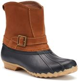 Chooka Step-In Women's Water-Resistant Duck Rain Boots