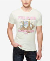 Lucky Brand Men's Pink Floyd Towers Graphic-Print T-Shirt