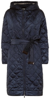 S Max Mara Enoveb reversible down coat