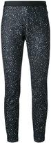 Nike printed montage leggings - women - Polyester/Spandex/Elastane - S