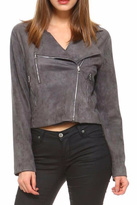 Tcec Charcoal Bomber Jacket