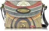 Gattinoni Planetarium Small Flap Crossbody Bag
