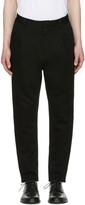 Robert Geller Black Paul Trousers