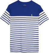 Ralph Lauren Striped cotton t-shirt 6-14 years
