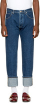 Loewe Indigo Stonewashed Jeans