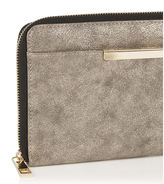 "Oasis ZIP AROUND PURSE [span class=""variation_color_heading""]- Gold[/span]"